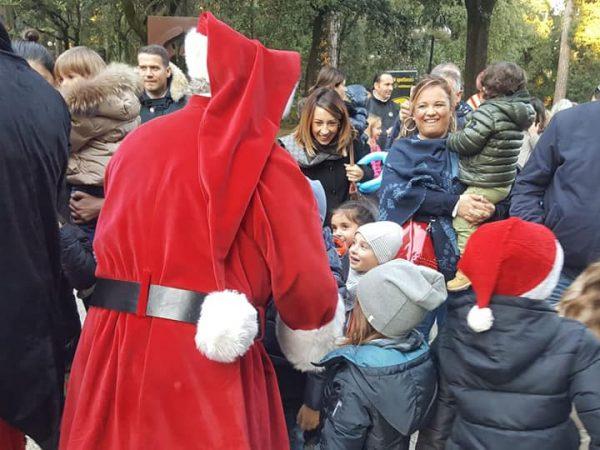 Babbo Natale a Firenze- Campi Bisenzio
